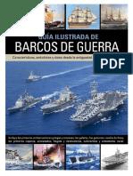 CABEZA. Guía Ilustrada de Barcos de Guerra. Desde la antiguedad a nuestros días.