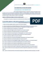 TEMARIO DEL PRIMER PARCIAL DE LEGISLACIÓN ADUANERA  paralela ene junio 2020
