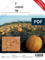 Hao Zhu, Jie Han, John Q. Xiao, and Yan Jin. Uptake, translocation, and accumulation of manufactured iron oxide nanoparticles by pumpkin plants. Journal of Environmental Monitoring , Vol. 10, Number 6, 2008, Pages 685–784.      http://www.scribd.com/doc/44482200/2008-05-13; DOI