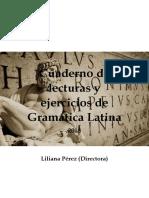 Cuaderno de gramática 2019