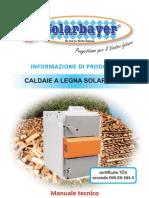Manuale Caldaie a Legna Italiano