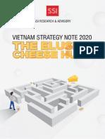 SSI Vietnam_Market_Outlook_2020_The_Elusive_Cheese_Hunt_20200124
