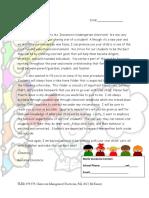 kindergarten classroom management  inocencio