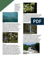 10 reservas naturales de guatemala