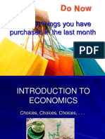 1. Introduction to Economics Powerpoint Unit I.ppt