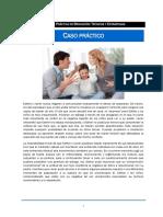 Tarea Caso Práctico - Práctica de Mediación - Técnicas y Estrategias