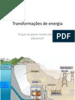Transformações de energia