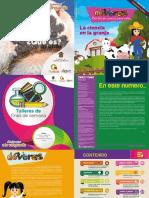 Deveras. Revista de ciencia para niños. No. 24, julio-septiembre 2014