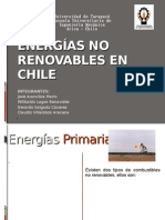 No Renovables en Chile