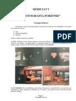 Fotografìa Forense