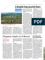 Damac upbeat despite Iraq security fears - TBW June 15 - Real Estate