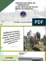 COMUNIDAD DE SAN VICENTE