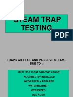 steam trap testing