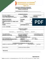 formato de inscripción 2017 - 2