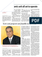 Low-cost projects not feasible in the UAE - TBW June 15 - UAE Special