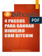 4 Passos Para Ganhar Dinheiro Com Bitcoin.pdf