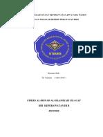 STRATEGI PELAKSANAAN TINDAKAN KEPERAWATAN dpd.docx