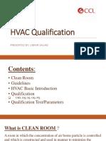 HVAC Qualification PPT