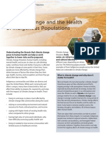 indigenous health climate change
