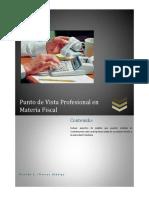 Punto de Vista Profesional en Materia Fiscal 06