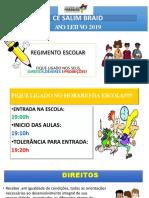 1 dia de aula 2019