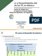 EPiedras Diagnóstico y Requerimientos Sector TIC en Mx v03.pptx