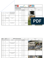 Defect List  MEEP 18 April 2019 - Up Date