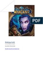 Warcraft Gold Guide