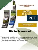 Tema Indicadores Ambientales