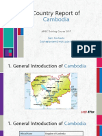 2017 Country Report form_Cambodia