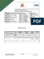 IITR_HCM_OM User Manual
