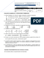 PRIMERA PRACTICA DIRIGIDA DE MAT BASICA
