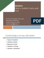 uii data analysis