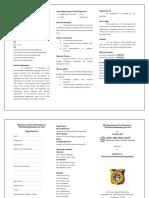VLSI workshop  broucher