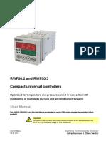 RWF50 catalog