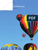 A Comparison of IFRS and US GA