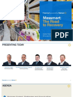 Massmart - Road to Recovery