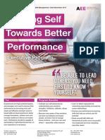 Leading Self Towards Better Performance