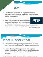 49 Trade Union