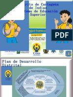 SED -  Cartagena Educacion Superior