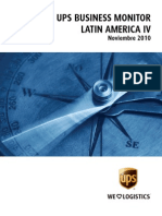 UPS Business Monitor Latin America IV