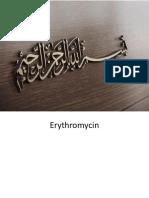 ERYTHROMYCIN.pptx