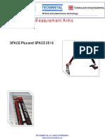 Brazo de medicion 3D SPACE 2016_Catalog_2_opt