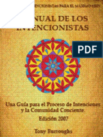 Manual de los Intencionistas (Spanish Edit - Tony Burroughs.pdf