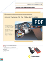 Herramientas para el automovil - Parte 2