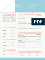 Personal Resume-WPS Office