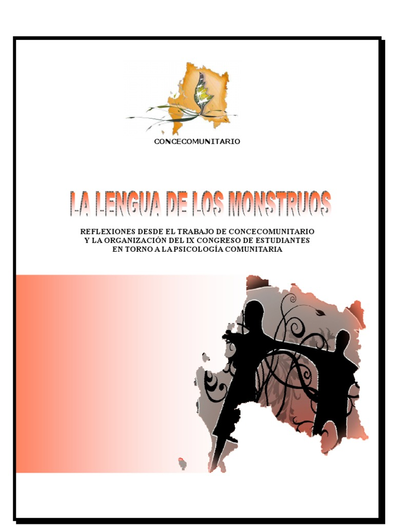 Concecomunitari@ - La Lengua de Los Monstruos
