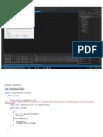 Visual Studio C# 2019 (Service-based Database)