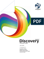 Insights-Discovery-Sample-Report