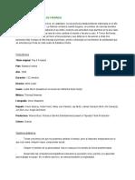 Guía didáctica de la película 'Cadena de Favores'